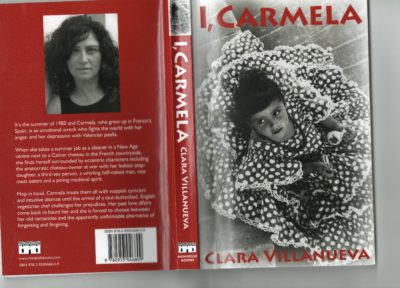 Cover shows a young girl in a flamenco dress with castenets