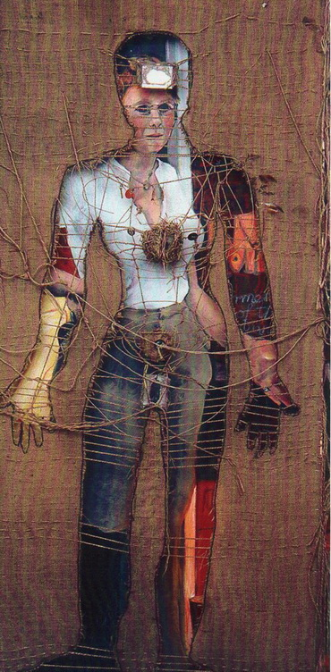 Spider Woman by Ruth Hartley, 1997