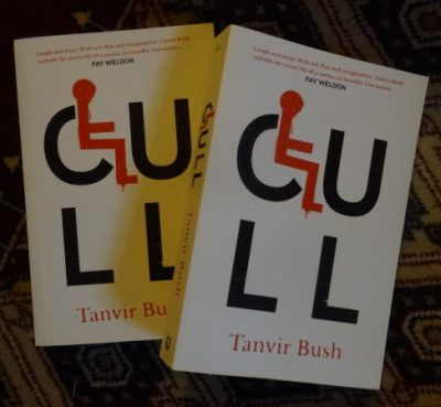 Two copies of Tanvir Bush's novel CULL