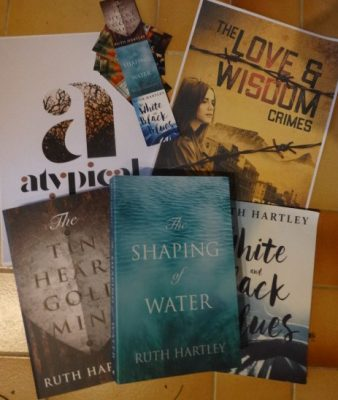 All Ruth hartley's books can be seen in this image