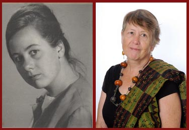 Ruth Hartley 1961 and 2019